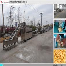 薯条薯片成套生产线