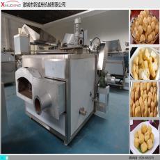 燃煤加热油豆腐油炸机