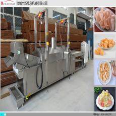 <b>电加热虾片油炸生产线</b>
