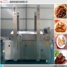 <b>电加热素肉油炸生产线</b>