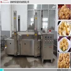 <b>电加热油豆腐油炸生产线</b>